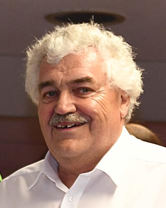 Beisitzer Willi Hoscheid